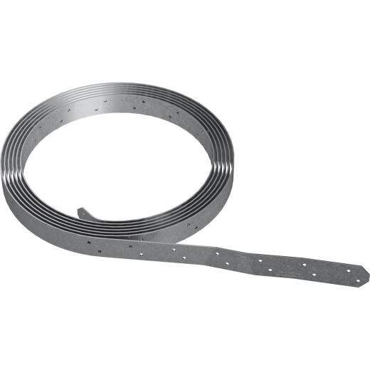 Simpson Strong-Tie 1-3/16 in. x 100 ft. Galvanized Steel 14 Gauge Coiled Strapping